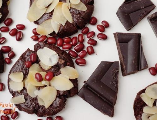 Bezglutenowe ciasteczka z fasoli – bez mąki i tłuszczu