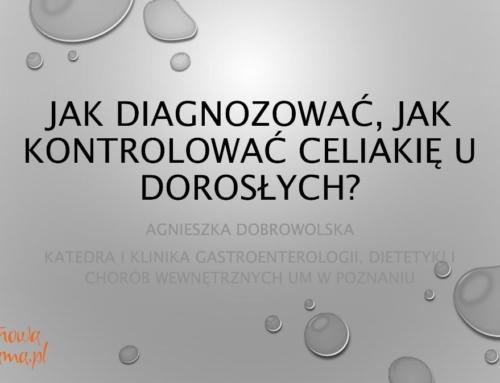 Jak diagnozować celiakię? III wykład z konferencji u Bezglutenowej Mamy