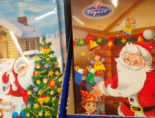 Gdzie kupić bezglutenowy kalendarz adwentowy?