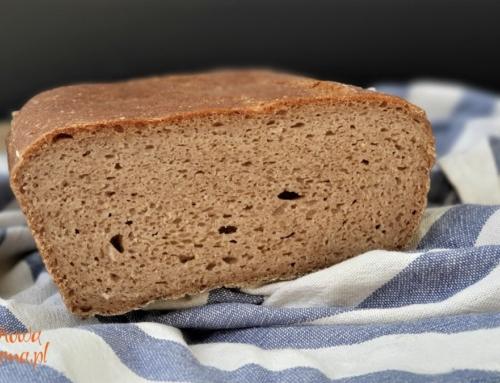 Naturalny chleb bezglutenowy na zakwasie – od Bezglutenowej Mamy :)