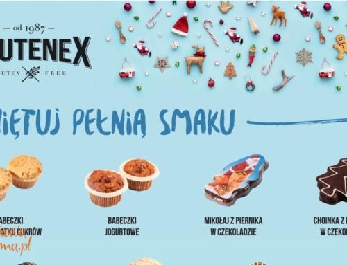 Świąteczna oferta bezglutenowa w Glutenexie – Wigilia 2019