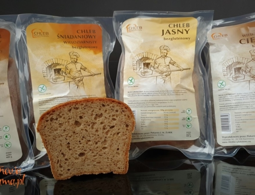 Nowy chleb bezglutenowy na polskim rynku – Dr Żurek