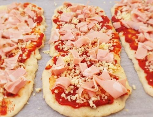 Sprawdzony przepis na mrożone spody bezglutenowe do pizzy