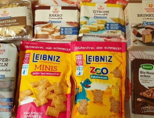 Niemieckie słodycze bezglutenowe, czyi glutenfrei :)