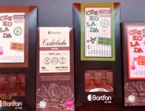 BartFan – słodycze bez cukru i bez glutenu, nie tylko dla diabetyków