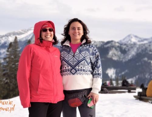 Zimowe ferie 2021 z Bezglutenową Mamą w Moich Tatrach