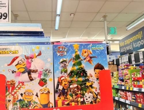 Gdzie kupić kalendarz adwentowy bez glutenu na 2020?