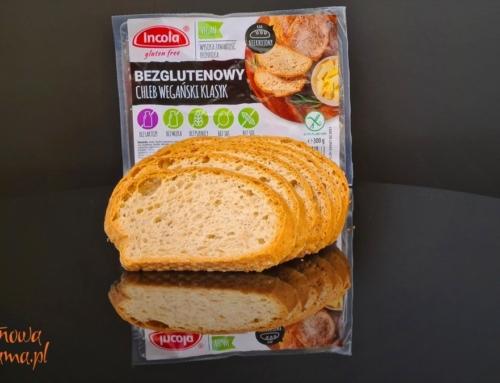 Nowy, wegański chleb bezglutenowy: Klasyk niekrojony