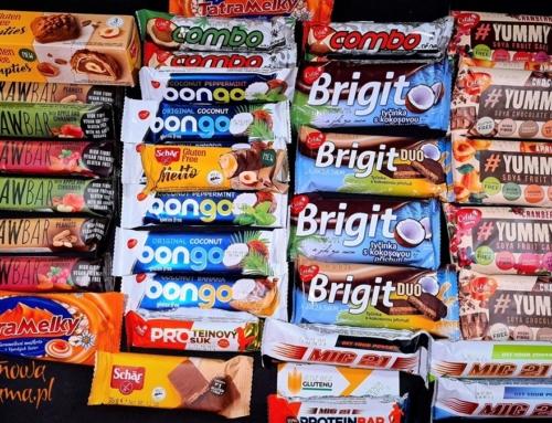 Promocja na nowe słodycze bezglutenowe na Mikołajki 2020