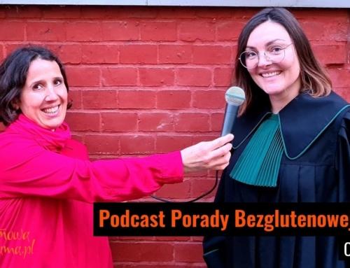 Przekreślony kłos i produkty bezglutenowe okiem prawnika – podcast 4.
