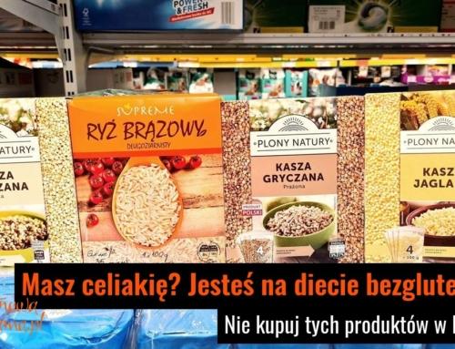 Który ryż w Biedronce jest bezglutenowy?