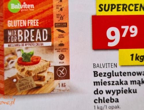 Lidl: dwa dni promocji na pieczywo i Mix For Bread Balvitenu
