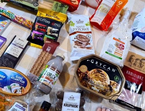 Wyniki badań 33 produktów z kłosem na zawartość glutenu