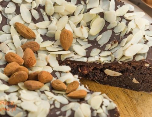 Bezglutenowe brownie migdałowe bez cukru – pyszny przepis