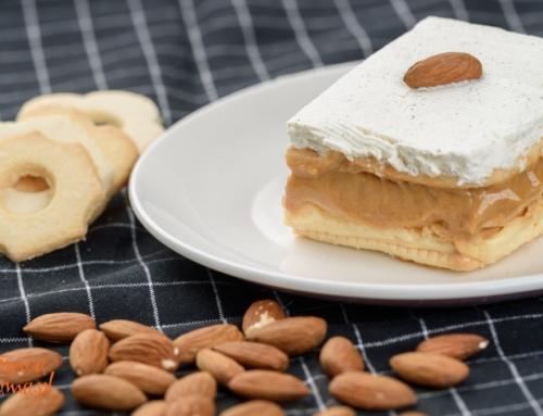 Bezglutenowe ciasto toffi – nawet dzieci to potrafią