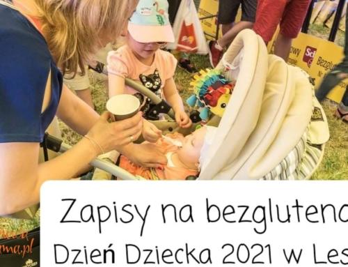 Zapisy na bezglutenowy Dzień Dziecka 2021 w Lesznie